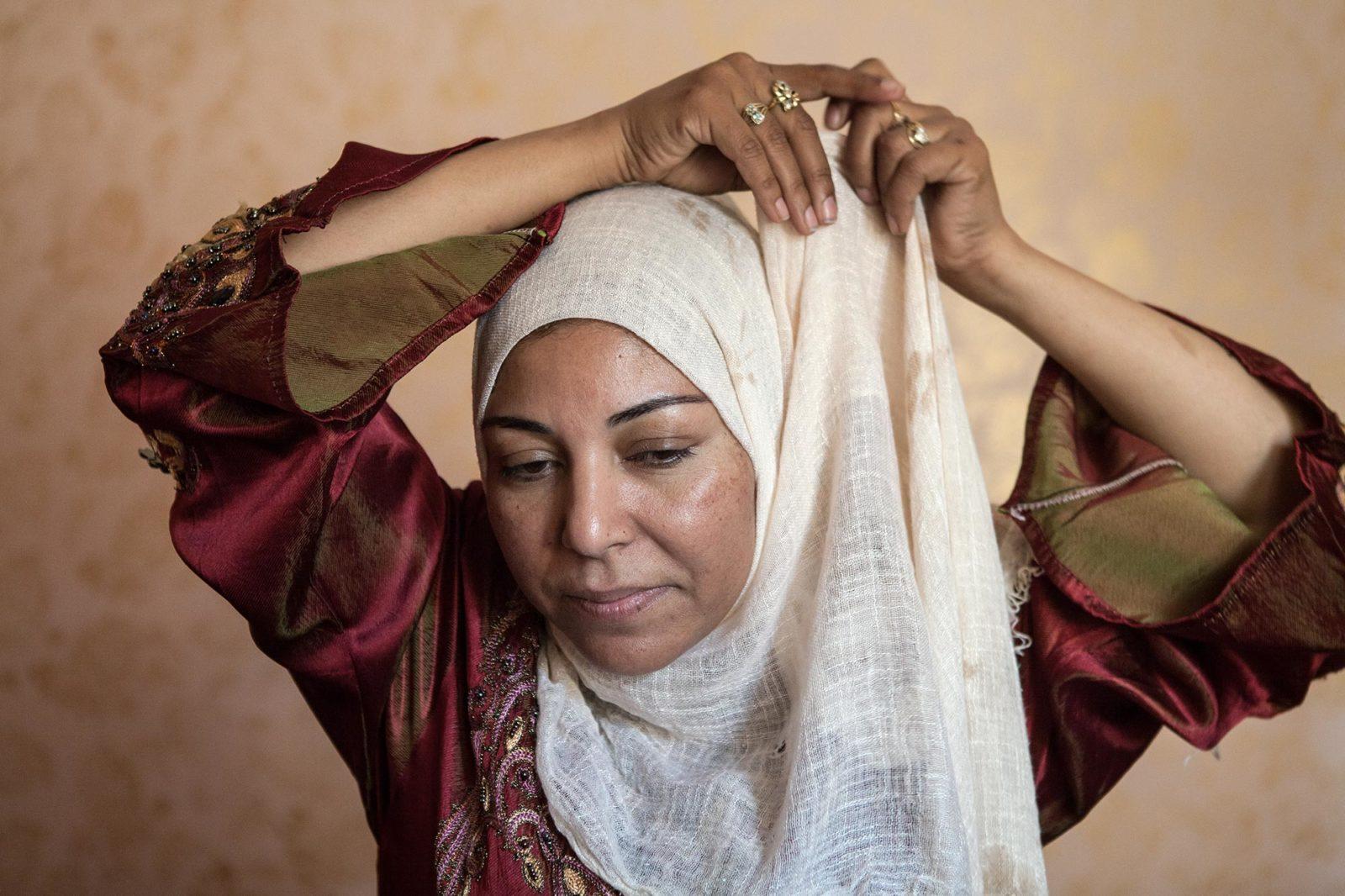 Sayeda - Frauen in Ägypten | Fotografien von Amélie Losier